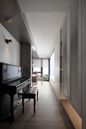 140平米三現代簡約風格走廊裝修案例