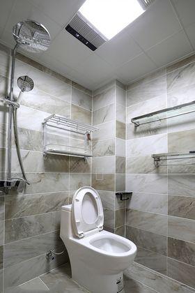 60平米混搭风格卫生间装修案例