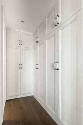 140平米三室两厅美式风格衣帽间图片大全