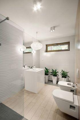 50平米复式北欧风格卫生间装修图片大全