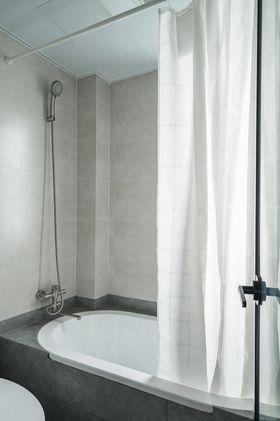 50平米一居室北欧风格卫生间装修图片大全