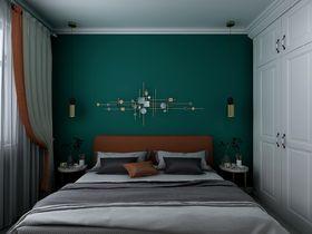 120平米三現代簡約風格臥室欣賞圖