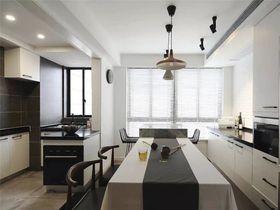 140平米四室两厅混搭风格厨房装修案例