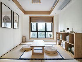富裕型90平米三日式风格储藏室图片大全