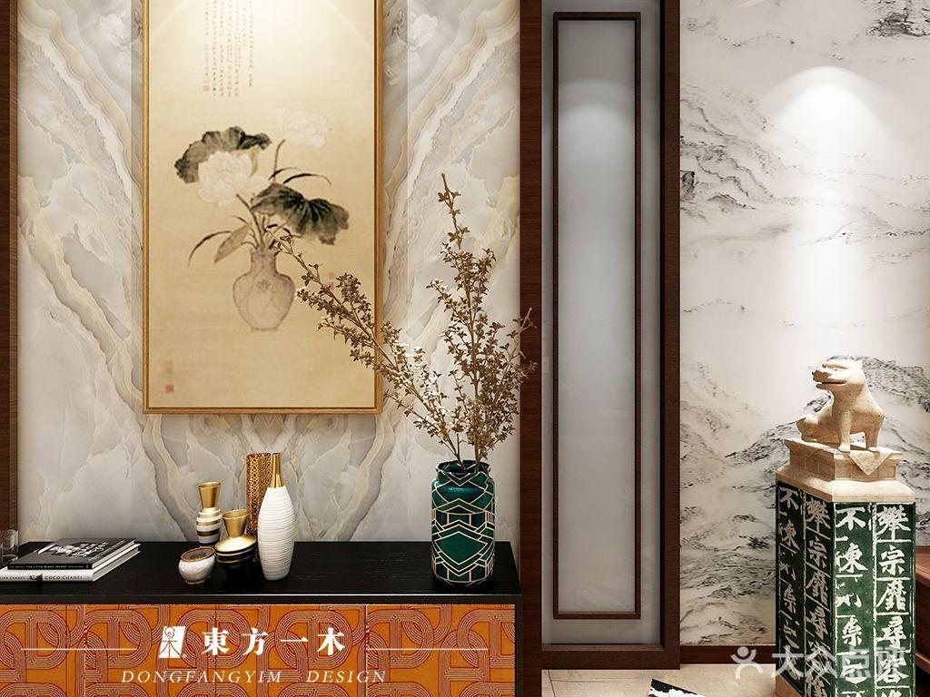 30平米以下超小户型中式风格客厅欣赏图