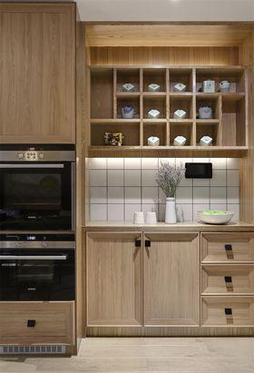 70平米日式風格廚房圖片大全