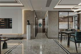 140平米三室两厅新古典风格走廊图片
