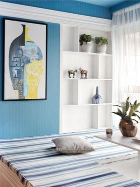 140平米四现代简约风格阳光房装修案例