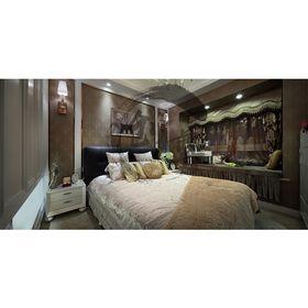 80平米欧式风格卧室图片大全