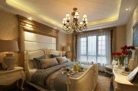 80平米东南亚风格卧室装修效果图