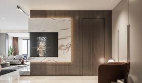 140平米四現代簡約風格客廳裝修案例