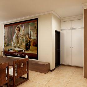 140平米別墅新古典風格客廳裝修圖片大全