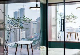 60平米美式风格阳台装修效果图