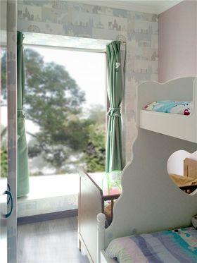经济型50平米现代简约风格儿童房效果图