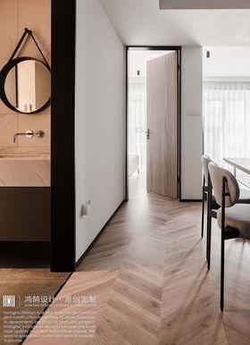 100平米现代简约风格走廊图
