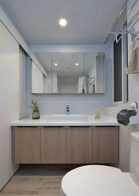 40平米小户型现代简约风格卫生间装修案例
