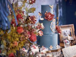 蛋糕精灵高端婚礼宝宝宴甜品台定制