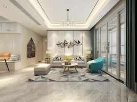 120平米三其他風格客廳裝修案例