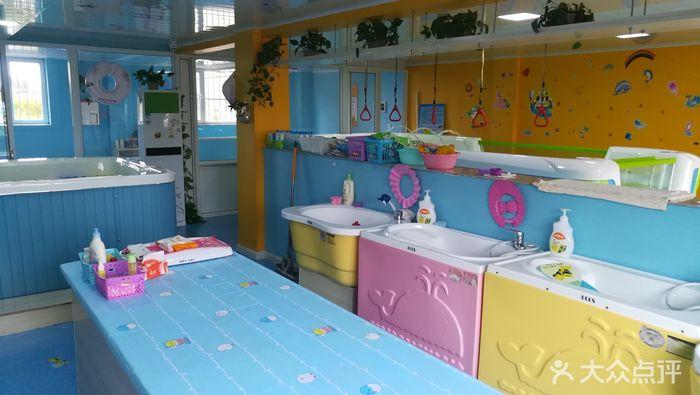 海阳市绿泡泡婴幼儿游泳馆图片 - 第3张