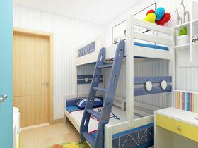 混搭风格儿童房装修案例