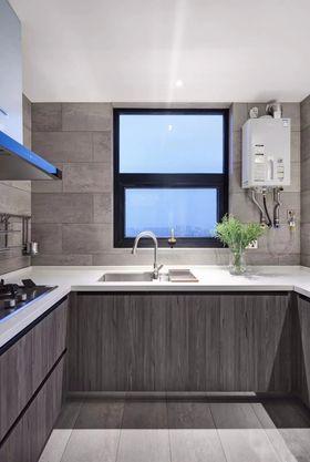 现代简约风格厨房装修图片大全