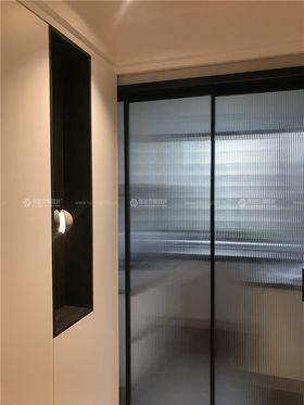 5-10万100平米三室两厅北欧风格厨房装修案例
