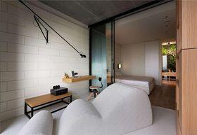 140平米四室两厅现代简约风格阳光房图片