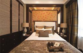 120平米东南亚风格卧室装修案例