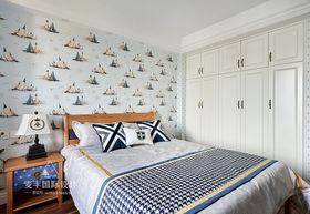 140平米复式美式风格儿童房装修图片大全