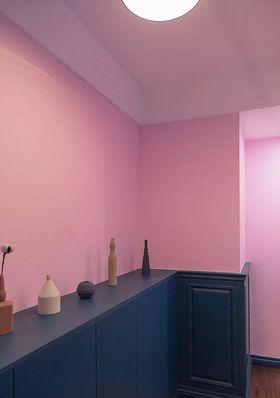 100平米三室两厅现代简约风格储藏室设计图