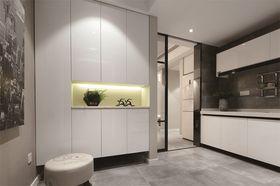 80平米三室一廳北歐風格玄關裝修案例