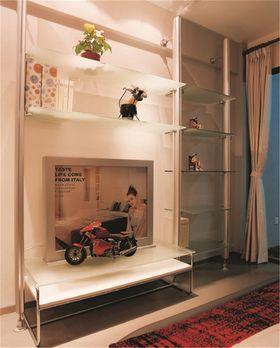 120平米现代简约风格其他区域装修案例