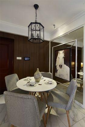 120平米四室两厅混搭风格餐厅图片大全
