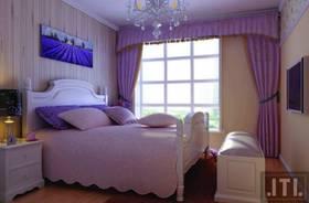 韩式风格卧室图片大全