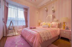 80平米三室两厅现代简约风格儿童房图