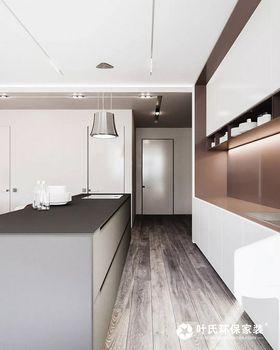 100平米三室两厅宜家风格玄关装修案例