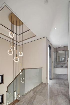 60平米三室两厅现代简约风格阁楼图