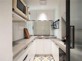 70平米日式风格厨房设计图
