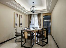 30平米以下超小户型中式风格餐厅欣赏图