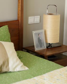 80平米混搭风格卧室装修案例