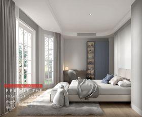 140平米別墅法式風格臥室圖