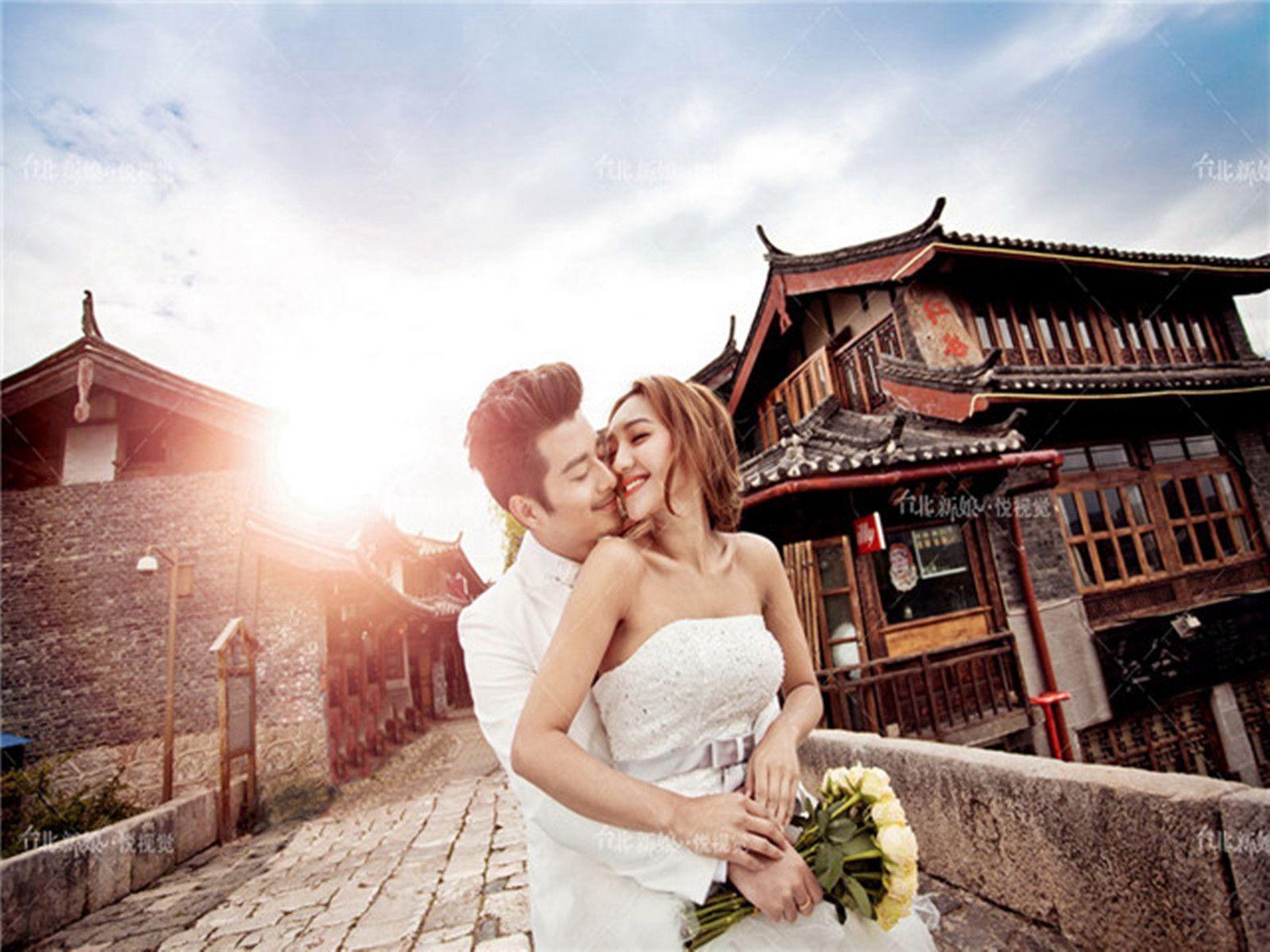 台北新娘新派婚纱摄影
