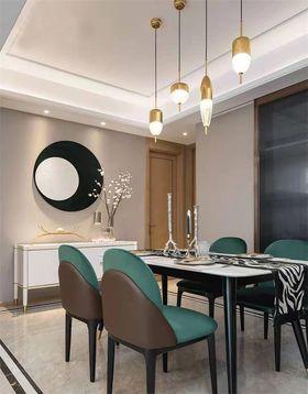 110平米三室两厅其他风格餐厅图