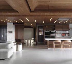 富裕型140平米四室两厅混搭风格餐厅图片