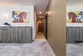 140平米四室两厅现代简约风格玄关图片大全