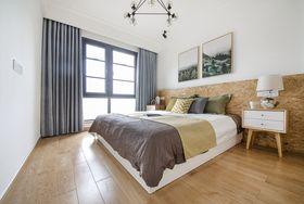 80平米現代簡約風格臥室圖片大全
