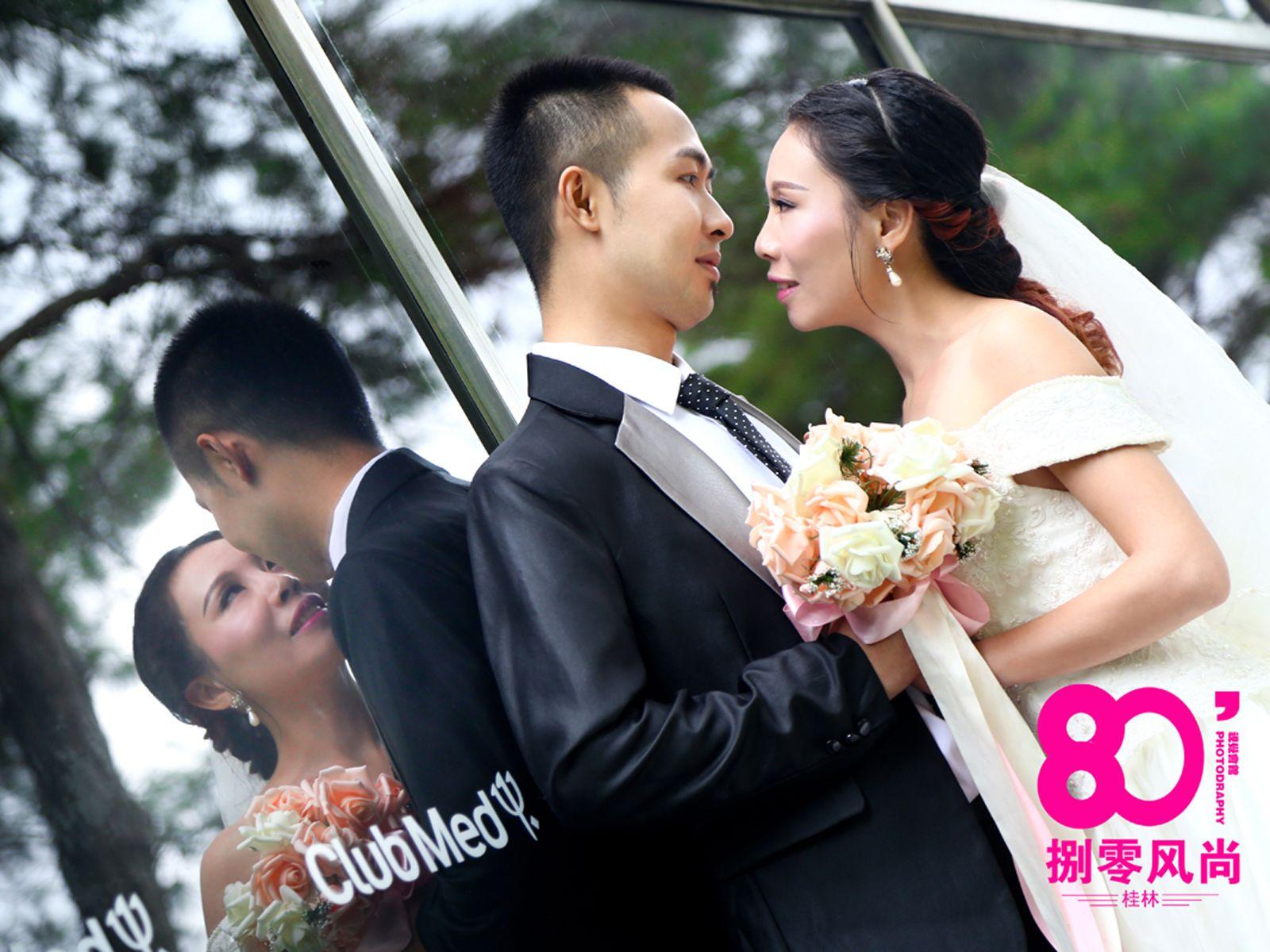 桂林80风尚摄影