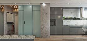 70平米一室一厅现代简约风格走廊装修效果图