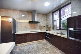 120平米三室一廳中式風格廚房裝修案例