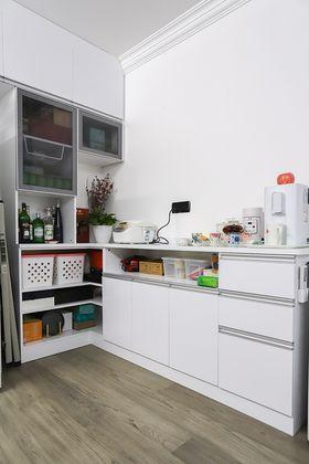 70平米现代简约风格储藏室设计图